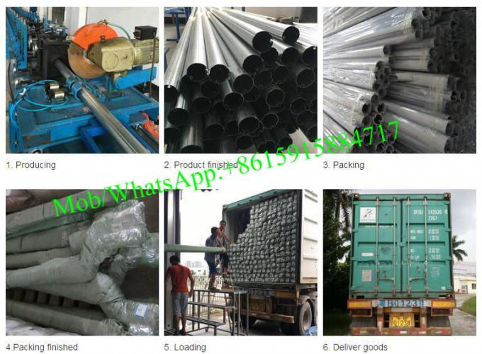 commercial awning parts for awning reel support part