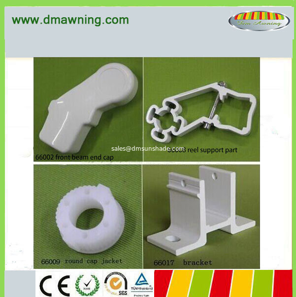 Aluminum Retractable Awning Components